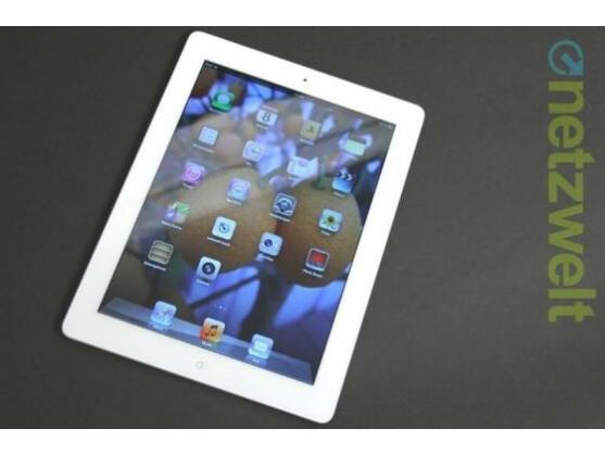 Jeder neue Student soll ein iPad bekommen.