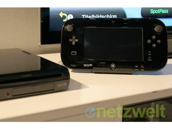 Die Nintendo Wii U erscheint am 30.November in Deutschland.