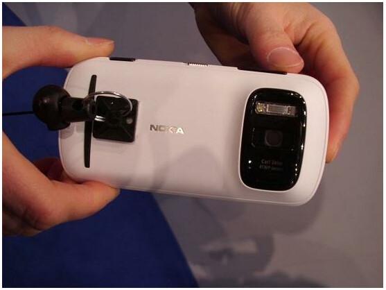Nokia hat den Werbespot für das 808 PureView nur mit dem Kamera-Smartphone gedreht.