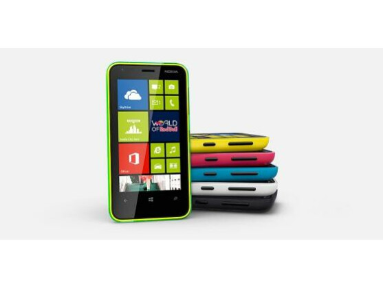 Das Nokia Lumia 620 ist ein günstiges Einsteiger-Smartphone mit Windows Phone 8.