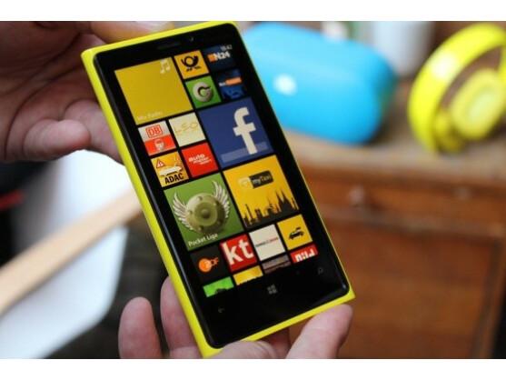 Mit dem Nokia Lumia 920 will der Hersteller zurück auf den Smartphone-Thron.
