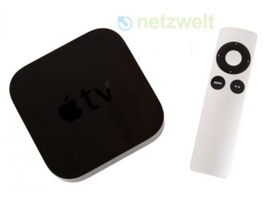 An der Optik hat sich beim neuen Apple TV nichts geändert.