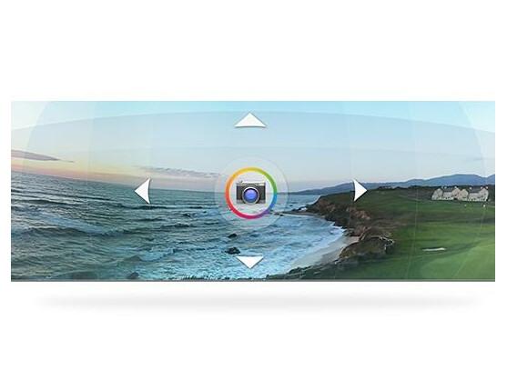 Panorama-Aufnahmen sind unter Android 4.2 problemlos möglich.