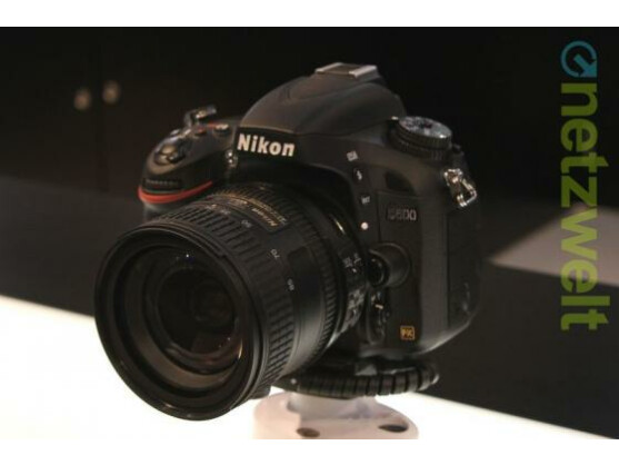 Photokina-Neuheit: Nikon D600