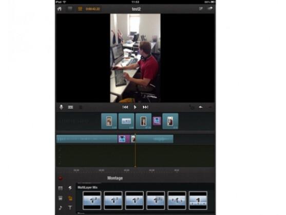 Pinnacle Studio ist für kurze Zeit kostenlos im App Store erhältlich.