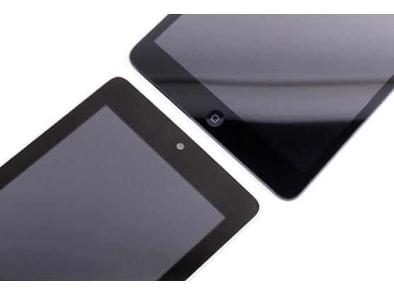 Beim Preis-Leistungs-Verhältnis hat das Google Nexus 7 klar die Nase vorn.