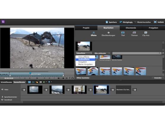 In Premiere Elements ist es ganz einfach, die Qualität eines Videos zu verbessern.