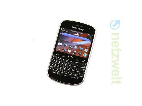RIM aktualisiert den BlackBerry Bold 9900 und weitere Smartphones auf BlackBerry 7.1.