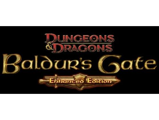 Den Rollenspiel-Klassiker Baldur's Gate gibt es ab jetzt in einer Neuauflage.