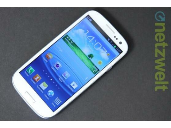 Samsung arbeitet Gerüchten zufolge an einer Mini-Version des Galaxy S3.