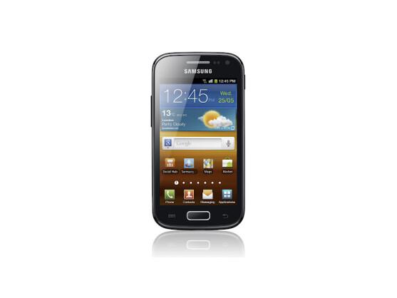 Das Samsung Galaxy Ace 2 bietet nun einen Dual-Core-Prozessor.