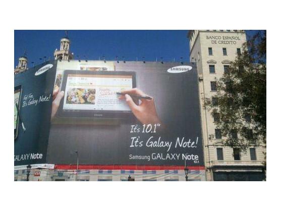 Das Samsung Galaxy Note 10.1 soll 729 Euro kosten. Ein Termin für den Marktstart steht jedoch noch nicht fest.