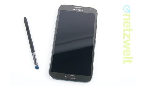 Das Samsung Galaxy Note 2 verfügt über einen ausdauernden Akku.