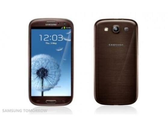 Das Samsung Galaxy S3 erhält eine Aktualisierung auf Jelly Bean.