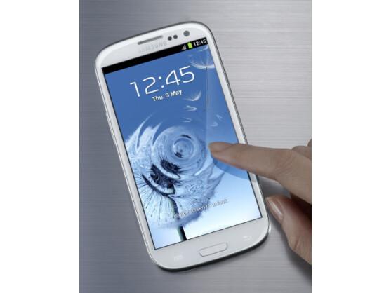 Das Samsung Galaxy S3 kann nun auch bei Saturn und Media Markt vorbestellt werden.