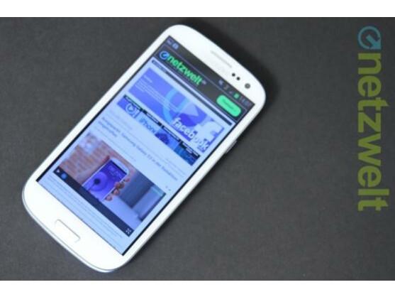 Das Samsung Galaxy S3 ist wie viele Samsung-Smartphones von der Sicherheitslücke betroffen.