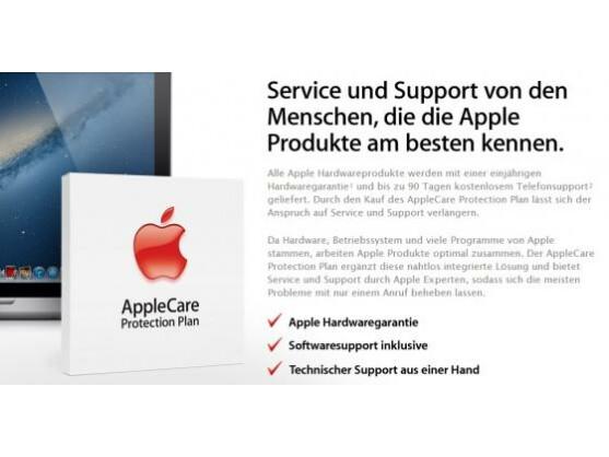 Service-Pakete wie Apple Care führen der EU-Kommisarin Reding zufolge Verbraucher in die Irre.