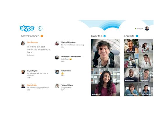 Skype wird demnächst den Windows Live Messenger ersetzen.