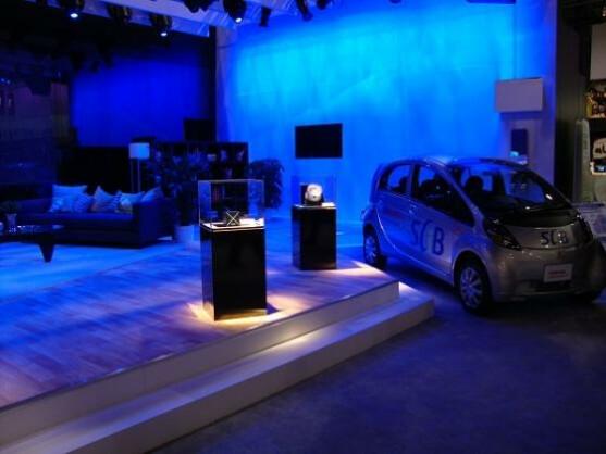 Smart Meter und zentrale Kontrollelemente wie hier auf der CES 2012 sind die Hauptbestandteile von Smart Home-Lösungen.