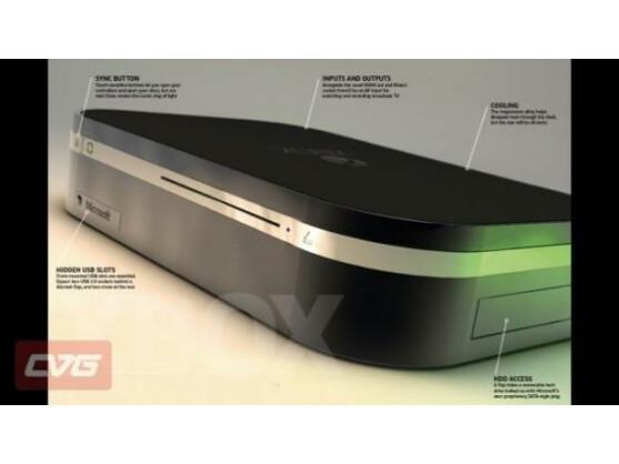 So könnte die neue Konsole laut Xbox World aussehen.