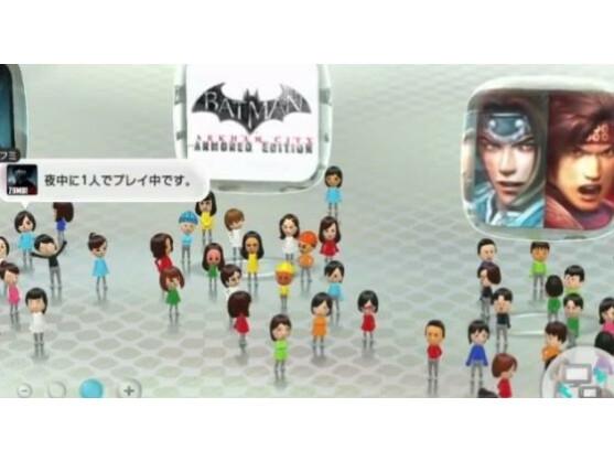 So sieht das Miiverse auf der Wii U aus. (Bild. Screenshot YouTube/Nintendo)