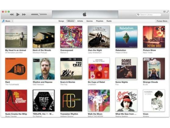 iTunes 11: Endlich ist die neueste Version der Multimediasoftware da.