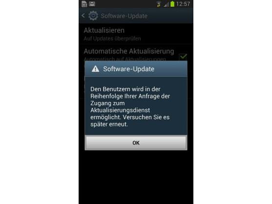 Das Software-Update auf Android 4.1.2 steht für alle Samsung Galaxy S3 ohne Branding zur Verfügung.