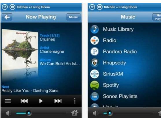 Die Sonos Controller-App gibt es jetzt mit einer ArPlay-ähnlichen Funktion.