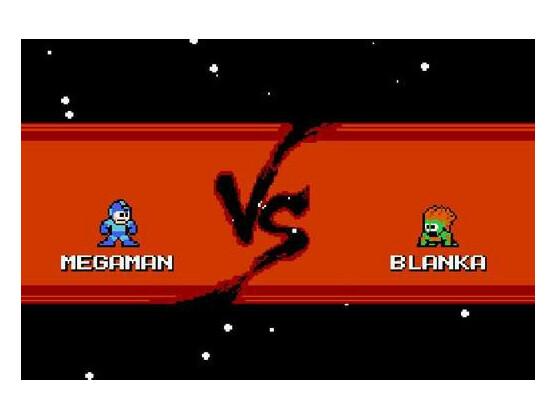 In dem Spiel treffen zwei Universen aufeinander.