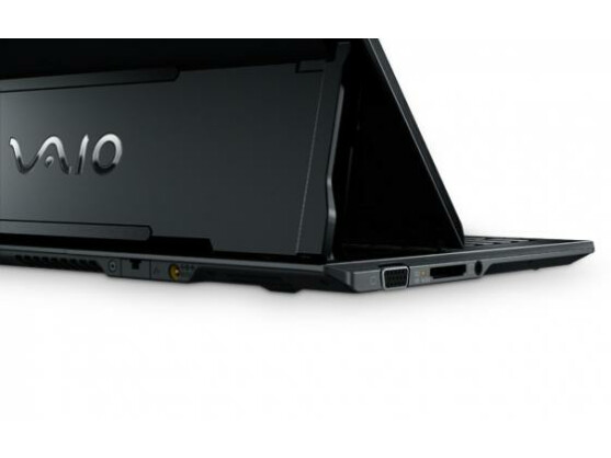 Tablet und Tastatur sind fest miteinander verschraubt und lassen sich nicht getrennt voneinander nutzen.