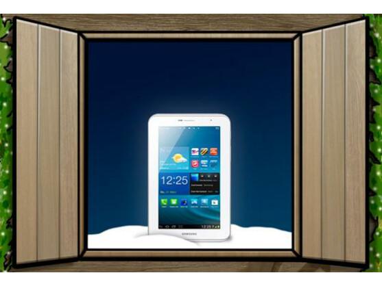 Jeden Tag gibt es ein Samsung Galaxy Tab 2 mit 7-Zoll-Display zu gewinnen.