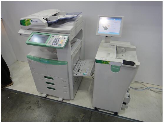 Toshiba Tec hat einen Drucker entwickelt, der seine eigene Tinte löschen kann.