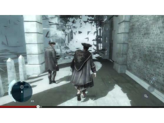 Ubisoft präsentiert die ersten 55 Minuten von Assassin's Creed III als Let's Play.