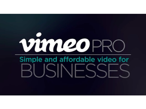 Vimeo Pro bietet professionelles Video-Hosting zu günstigen Preisen.