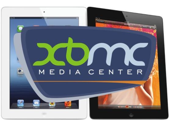 XBMC lässt sich ganz einfach auf dem iPad installieren.