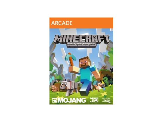 Xbox-Nutzer können ab dem 9. Mai Minecraft auf ihrer Konsole spielen.