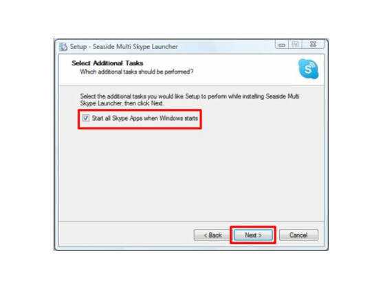 Autostart-Option