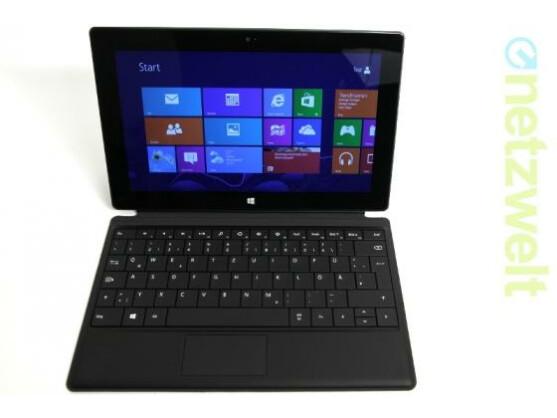 Abverkauf des Microsoft Surface RT begonnen? Händler bieten das Tablet bereits für 329 Euro an.