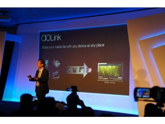 Ähnlich wie der bekannte Fotostream, ermöglicht auch AOLink das plattformübergreifende Streamen von Inhalten.