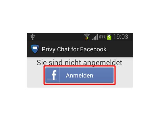 mit facebook anmelden kostenlose single app