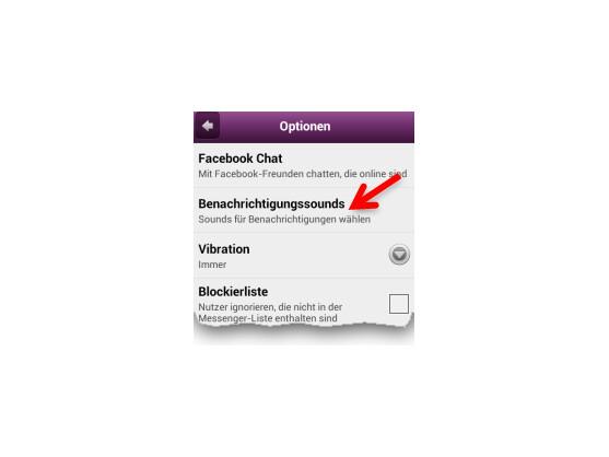 Einstellungen von Yahoo!.
