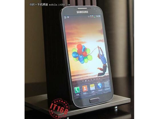 Die Bilder zeigen das Samsung Galaxy S4.