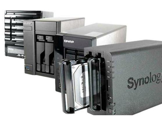 Was bringen Netzwerkspeicher als Multimediazentralen? Netzwelt hat vier Geräte getestet.
