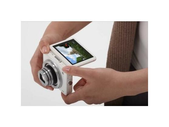 Die Canon Powershot N ist als Ergänzung zur Smartphone-Kamera konzipiert.