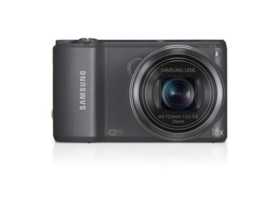 Die CES-Neuheit Samsung WB250F ist ab sofort in Deutschland erhältlich.