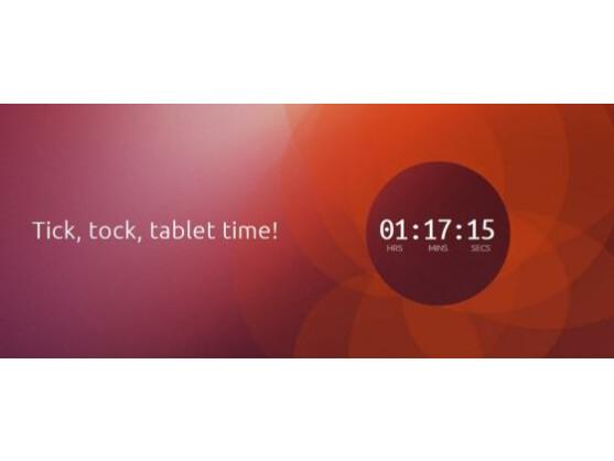 Der Countdown läuft.