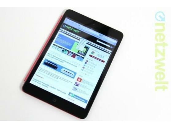 Derzeit beträgt die Auflösung des iPad mini noch 1.024 x 768 Pixel. Dies wird sich mit der nächsten Generation wahrscheinlich ändern.