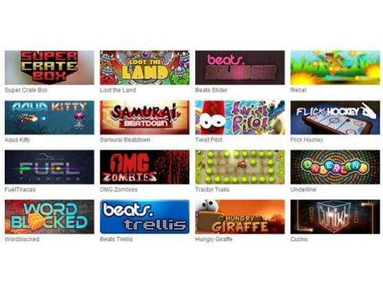 Derzeit gibt es vier kostenlose Spiele im PlayStation Mobile-Shop.
