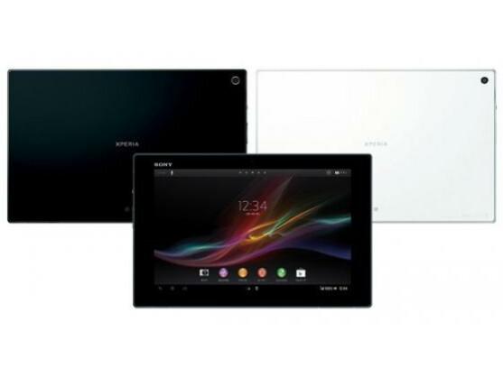 Das derzeit leichteste und flachste 10-Zoll-Tablet auf dem Markt: Sony Xperia Tablet Z
