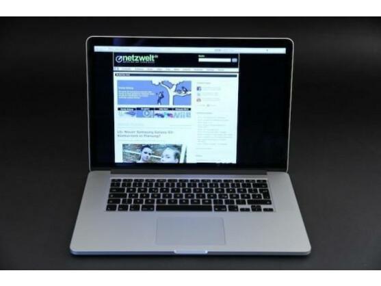 Dual-Boot sei Dank: Laut Studie das zuverlässigste Windows-Notebook: Apple MacBook Pro von 2012.